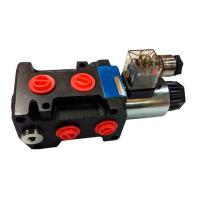 Гидрораспределитель ГР-2 с электрическим управлением - фото