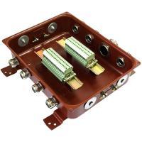 Коробка клеммная КЗНС-32 с наборными зажимами - фото
