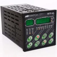 Микропроцессорный терморегулятор МТР-44 - фото №1