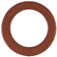 Прокладка уплотнительная для муфтовых соединений Ду15 - фото