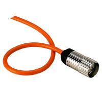 Разъём и кабель 2м (PUR 10 x 0,14 mm2 + 2x 0,5 mm2) - фото