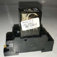 Реле контактное LY2 (220V AC) - фото №1