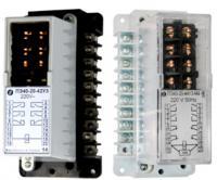 Реле промежуточные электромагнитные ПЭ42