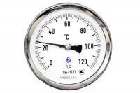 Термометр биметаллический ТБ - фото