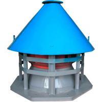 Вентилятор крышный радиальный ВКР-8 (АИР 132 M6) - фото